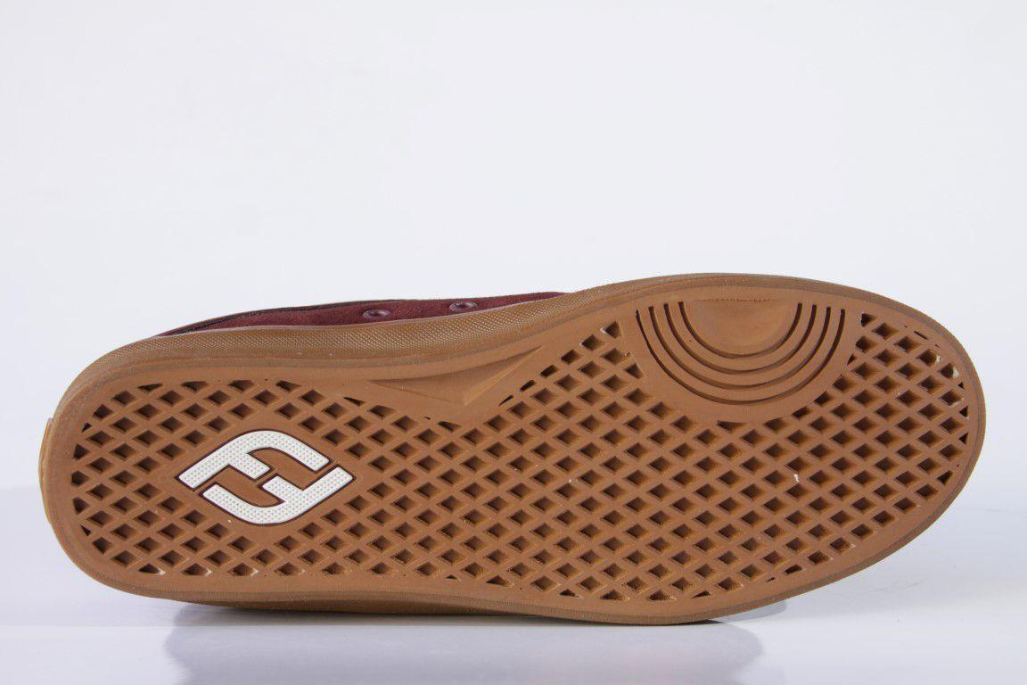 Tênis Freedom Fog - Pro Model Willian Seco Vinho  - No Comply Skate Shop