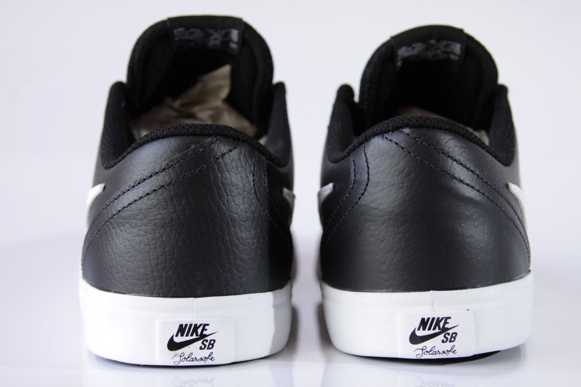 1f2786b068 ... Tênis Nike SB - Check Solar Black White - No Comply Skate Shop ...