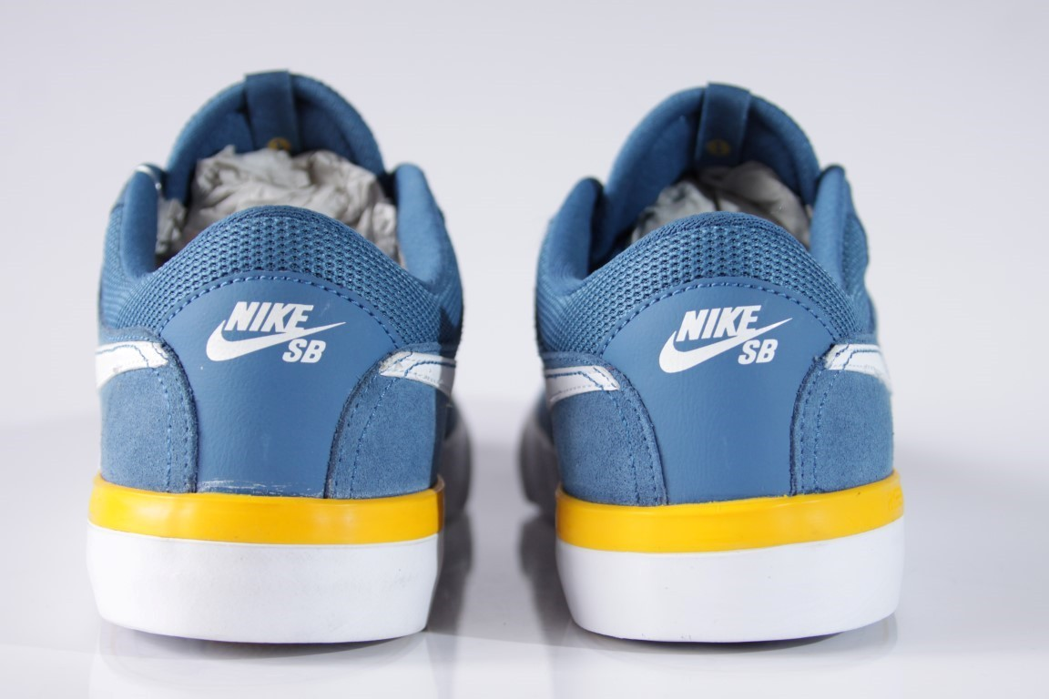 Tênis Nike SB - Eric Koston Hypervulc Industrial Blue/White  - No Comply Skate Shop