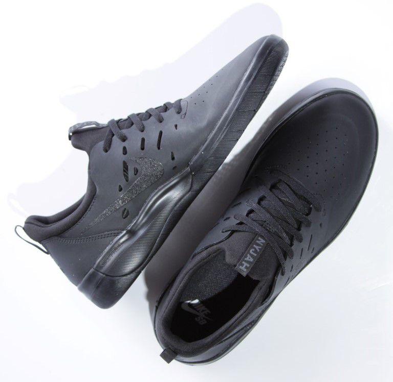 47ac1e3aabece ... Tênis Nike SB - Nyjah Free Black Black - No Comply Skate Shop ...