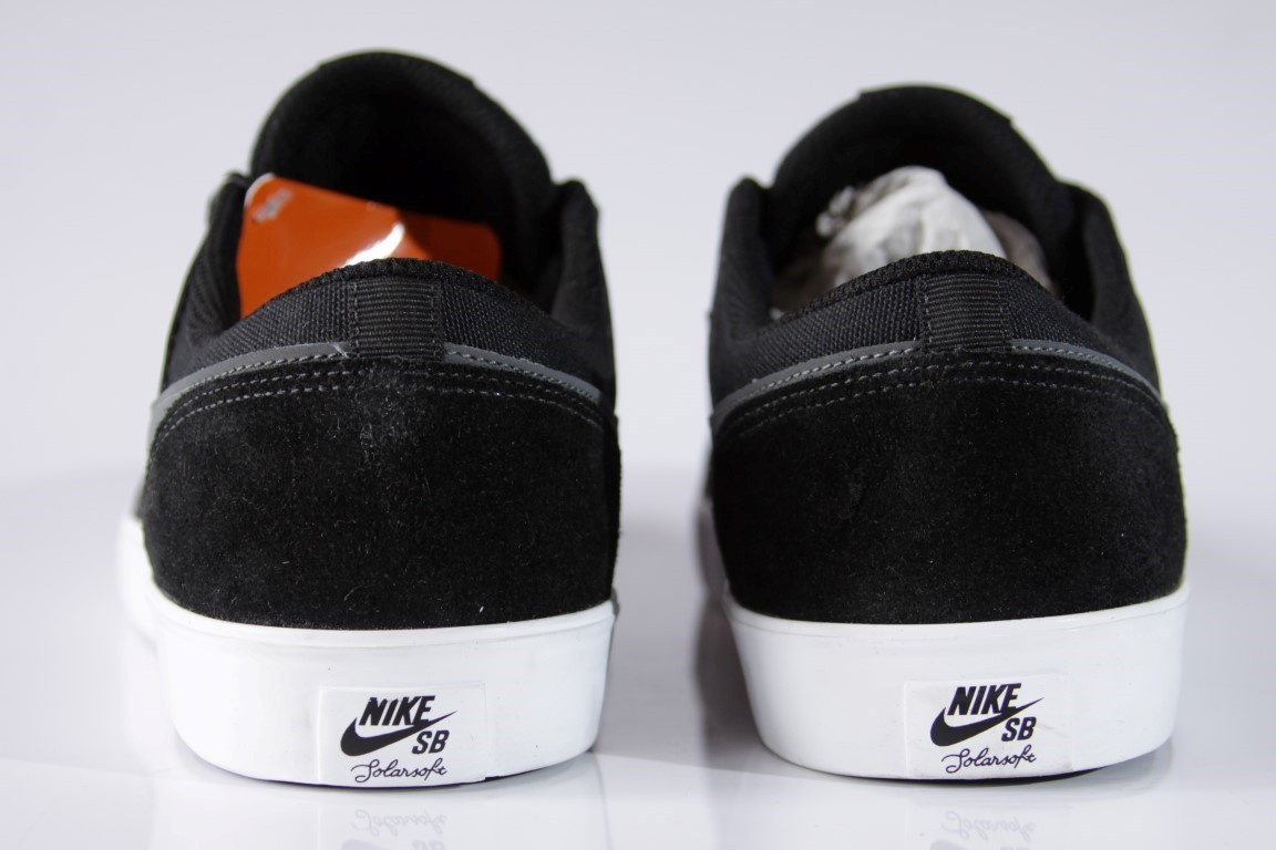 Tênis Nike SB - Portmore II Solar Black/Dark Grey-White  - No Comply Skate Shop