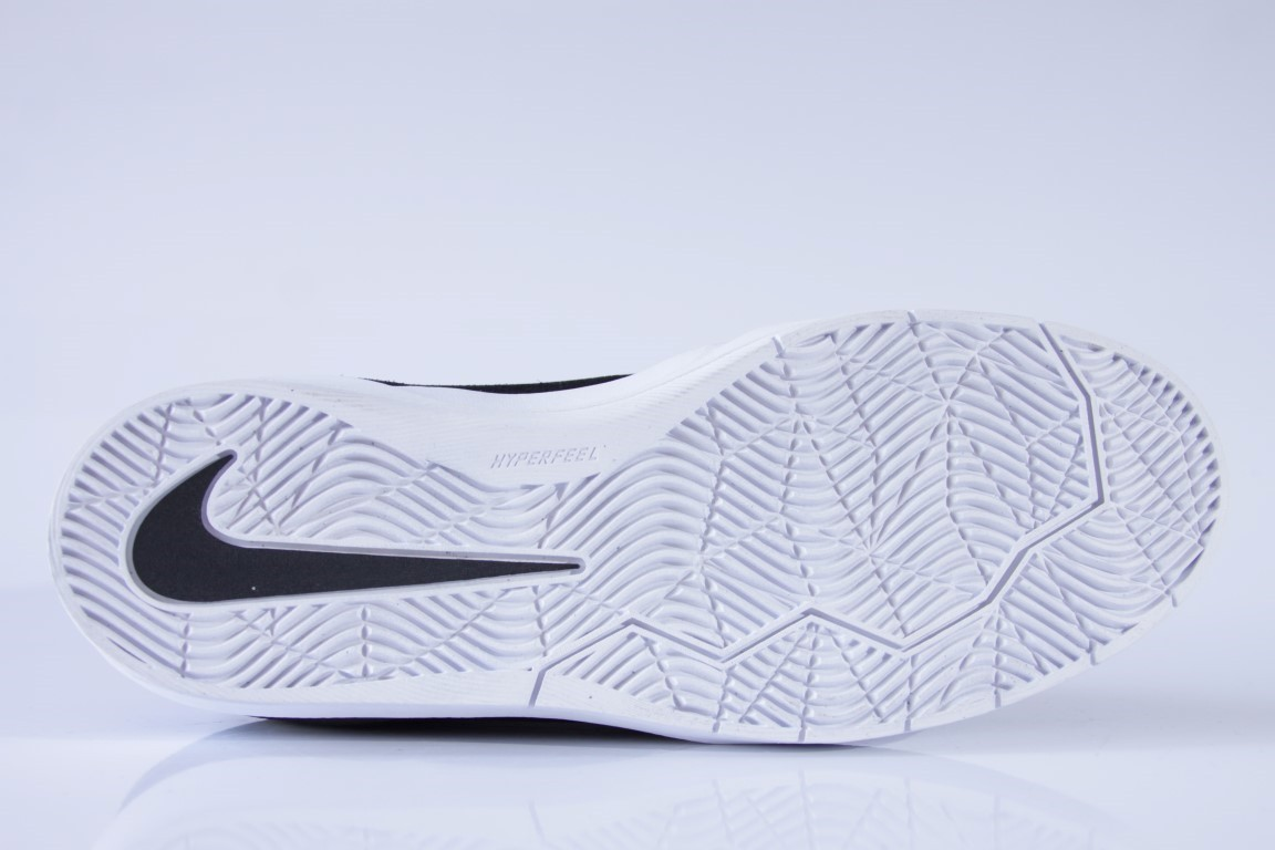 Tênis Nike SB - Stefan Janoski Hyperfeel Black/White  - No Comply Skate Shop