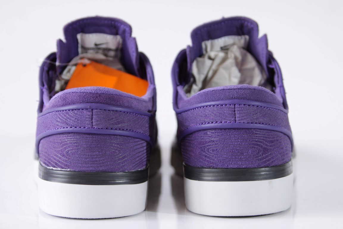 Tênis Nike SB - Zoom Stefan Janoski PR SE Court Purple/Blk-Lght  - No Comply Skate Shop