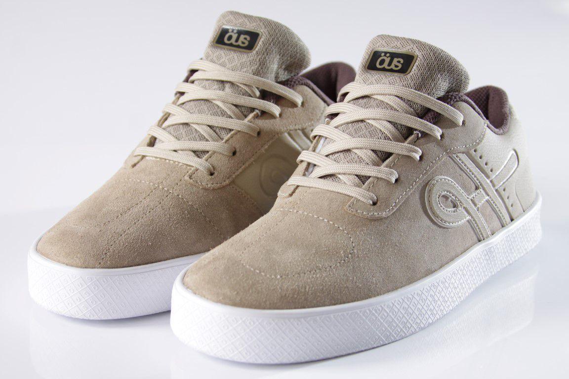 Tênis Öus - Emergente Creme Essencial  - No Comply Skate Shop