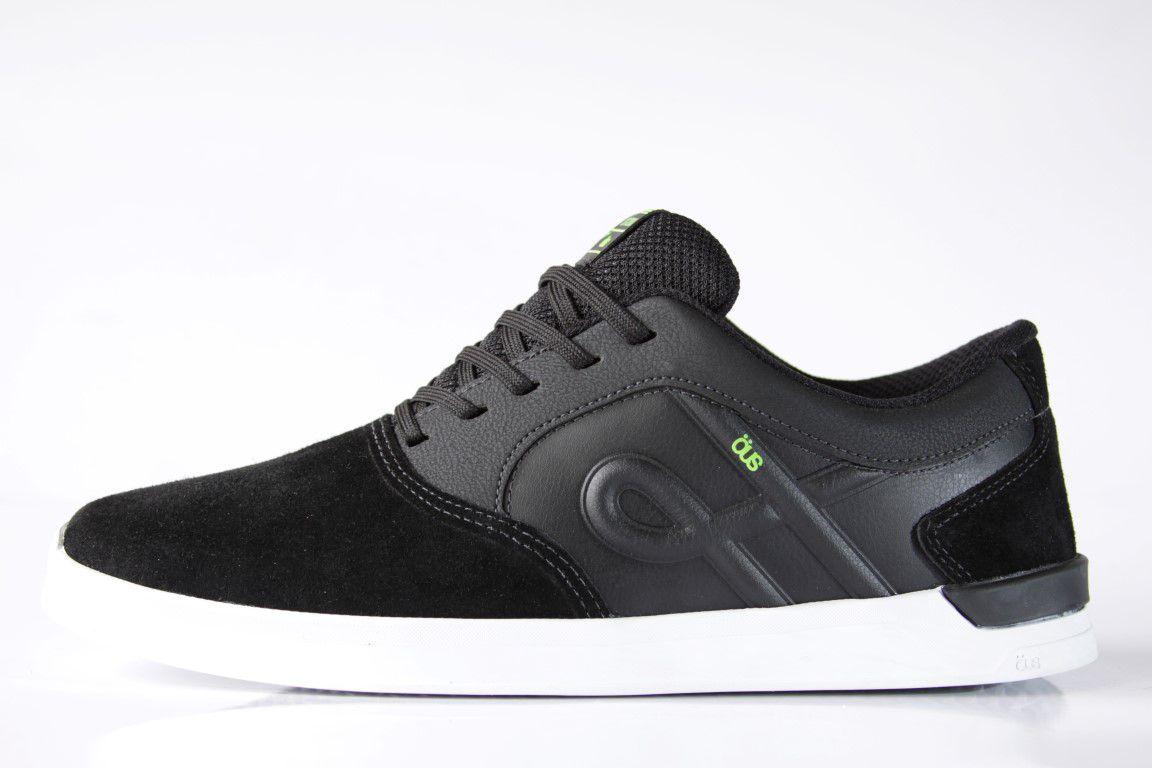 Tênis Öus - Ortx 2000 Preto Essencial  - No Comply Skate Shop