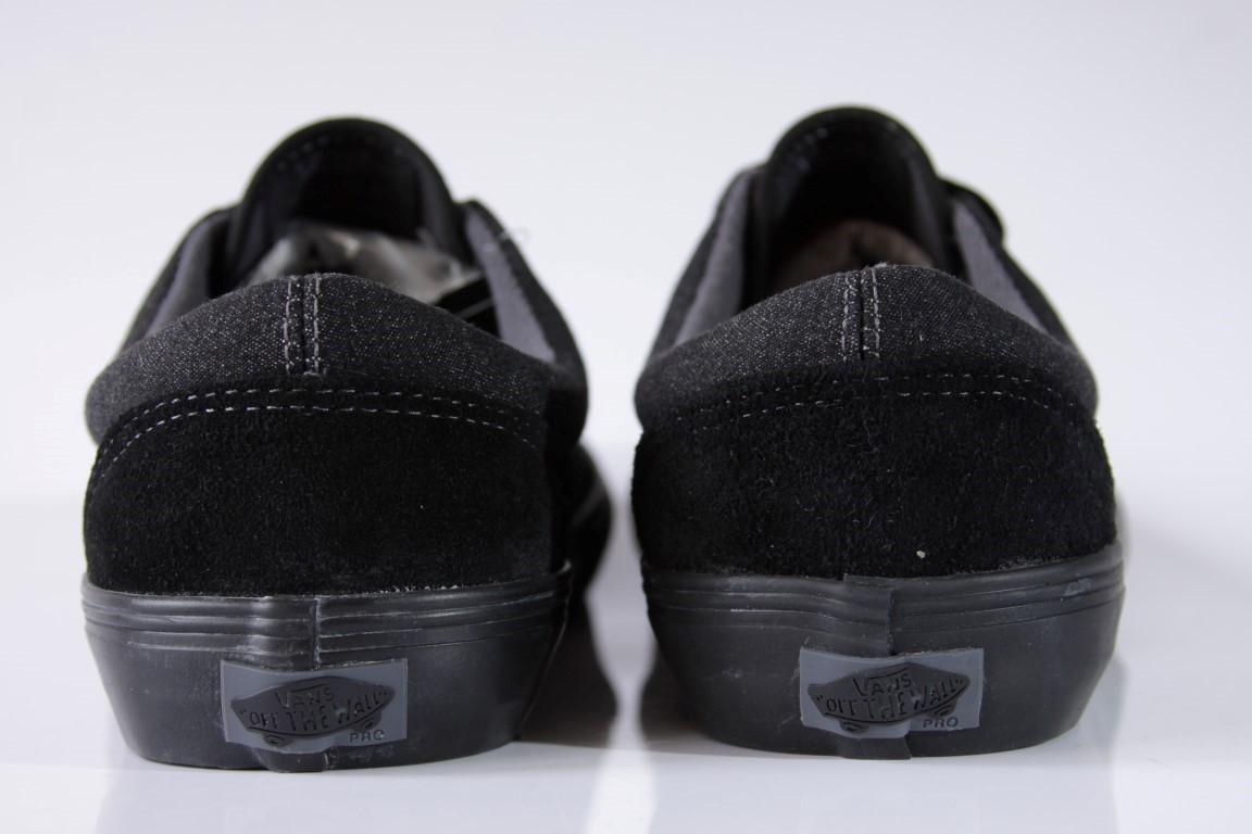 1c423d5ab66b50 ... Tênis Vans - M Era Pro Blak Black - No Comply Skate Shop ...