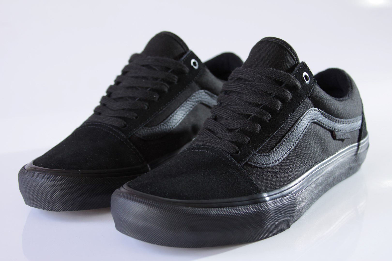 Tênis Vans - MN Old Skool Pro Blackout  - No Comply Skate Shop