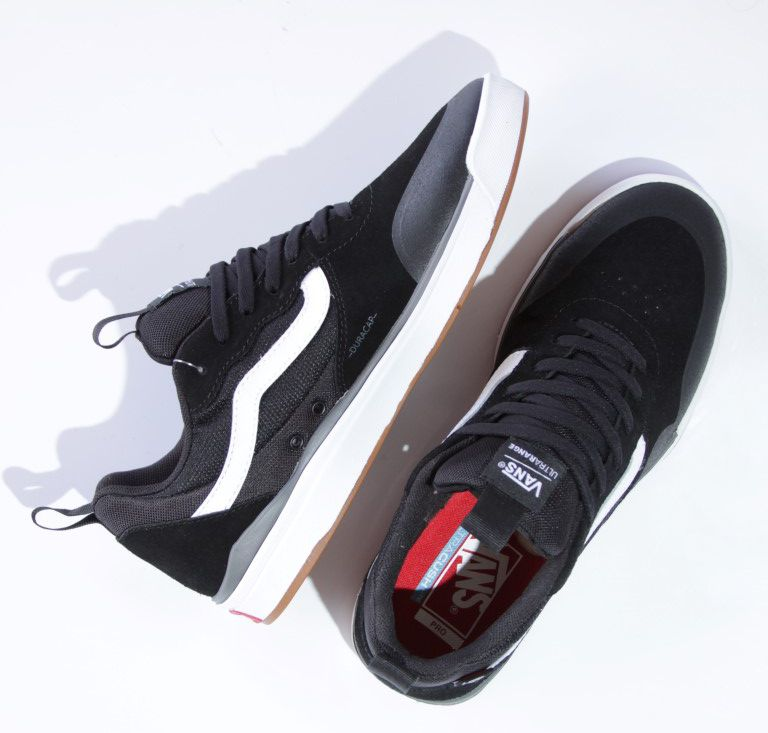 Tênis Vans - MN Ultrarange Pro 2 Black/White  - No Comply Skate Shop