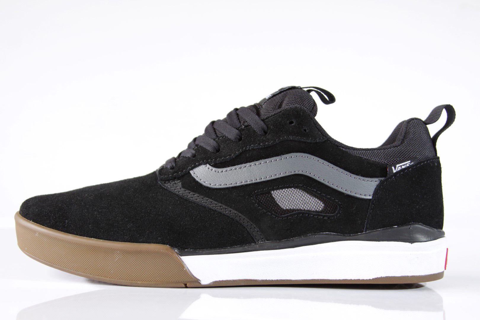Tênis Vans - MN Ultrarange Pro Black/Gum/White  - No Comply Skate Shop