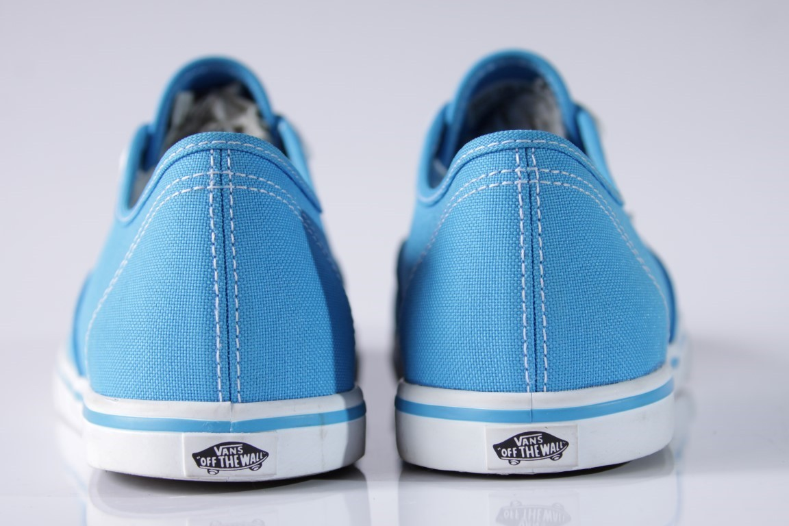 Tênis Vans - U Authentic Lo Pro Blue (Neon)  - No Comply Skate Shop