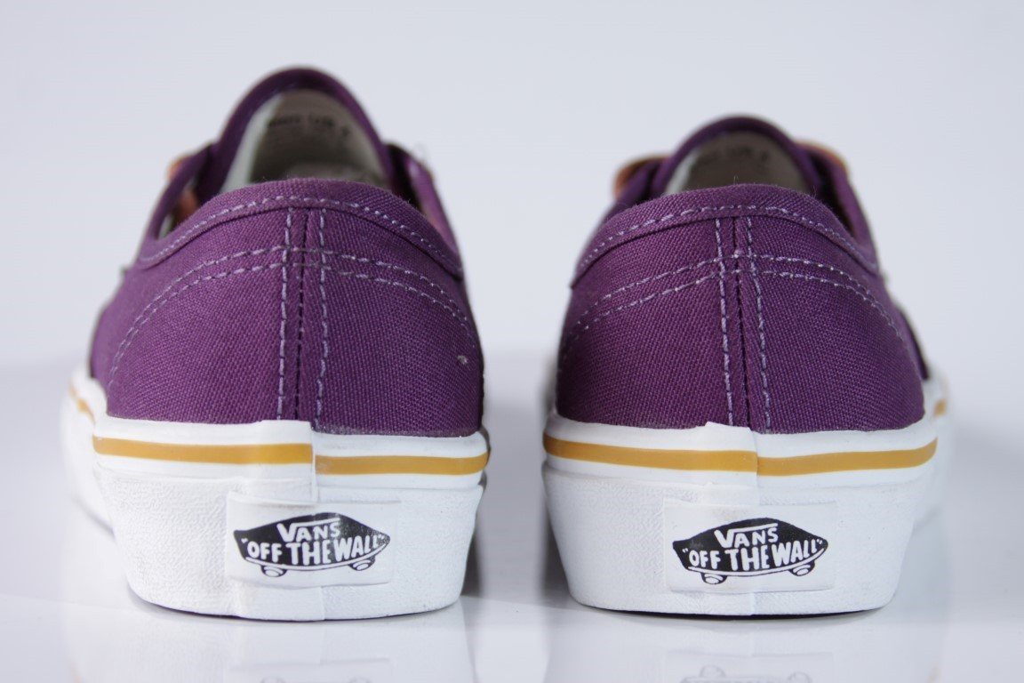 Tênis Vans - U Authentic Shadow Purple/Tortoise Shell  - No Comply Skate Shop