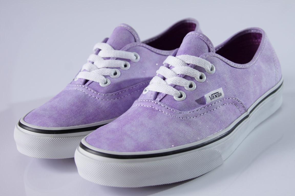 Tênis Vans - U Authentic Violet (Sparkle)  - No Comply Skate Shop