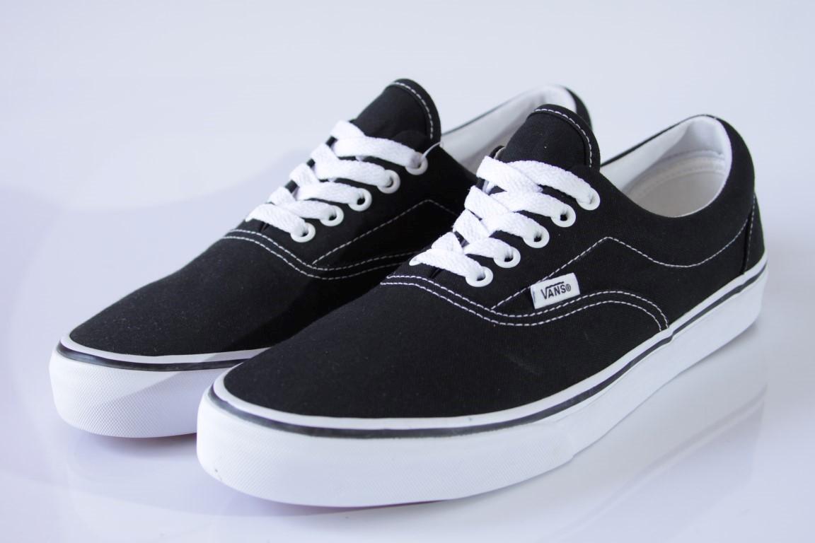 Tênis Vans - U Era Black  - No Comply Skate Shop