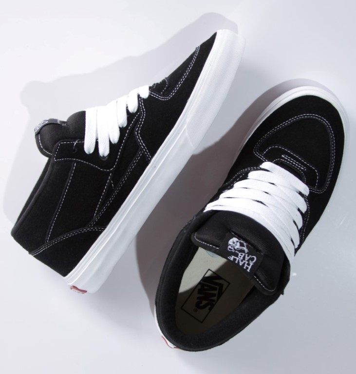 Tênis Vans - U Half Cab Black  - No Comply Skate Shop