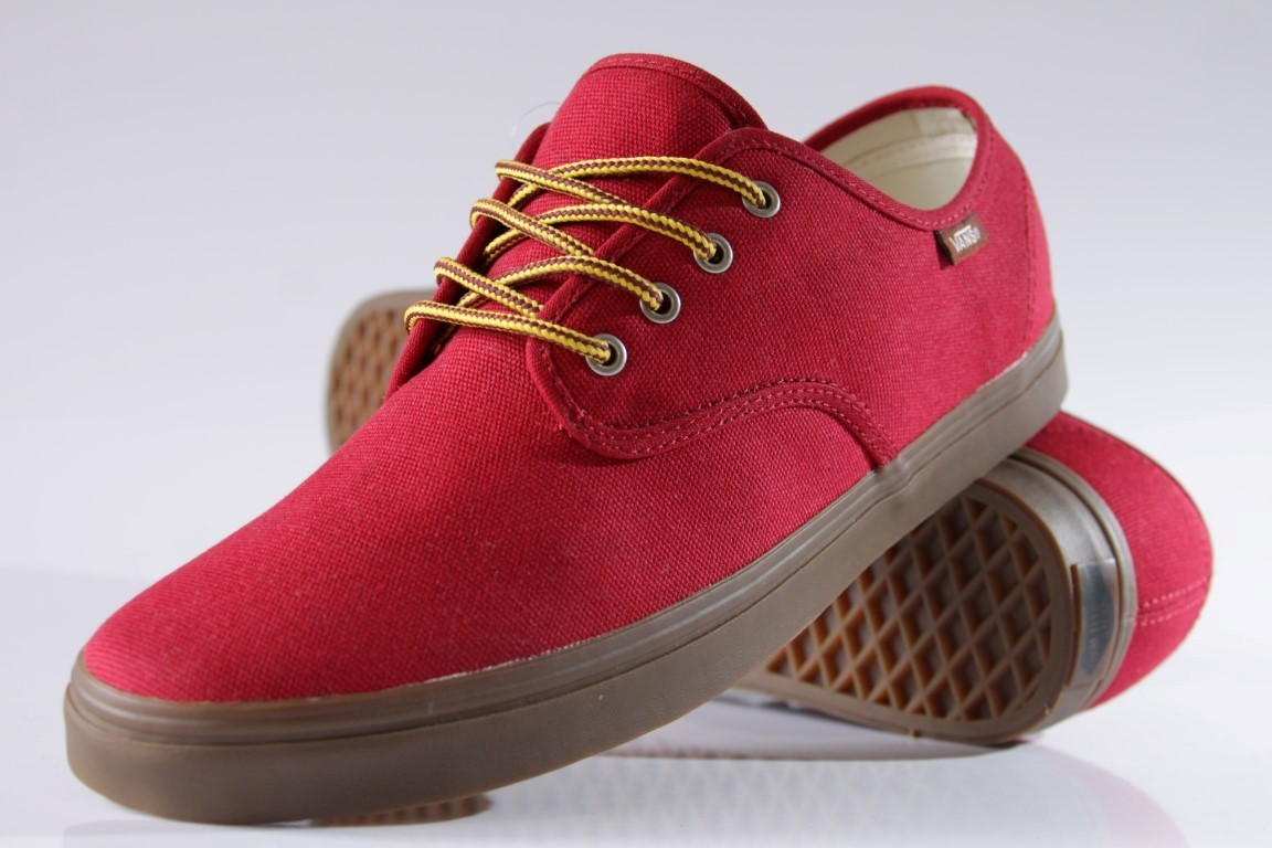 88f8ff91193 ... Tênis Vans - U Madero Chili Pepper Gum - No Comply Skate Shop ...