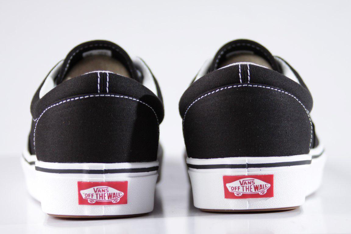 2e5f05f3d7a ... Tênis Vans - UA Comfycush Era Black True White - No Comply Skate Shop  ...