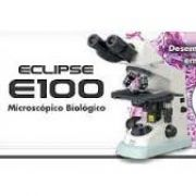 Microscopio Binocular E 100 NIKON
