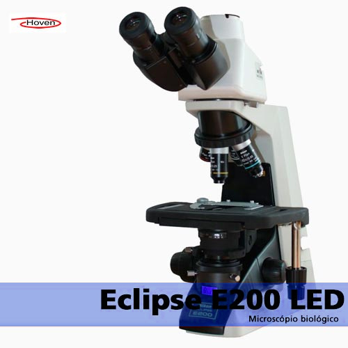Microscopio Eclipse E200 LED