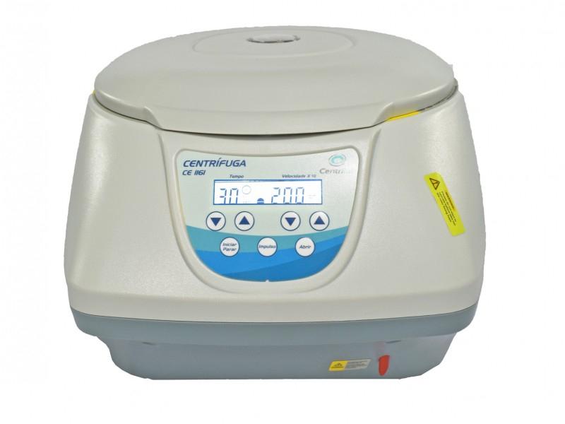 Centrífuga Digital Microprocessada para 8 Tubos de 15ml PRF e PRF1