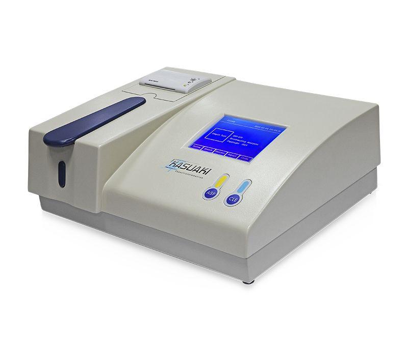 Analisador bioquimica com fluxo KV Digital