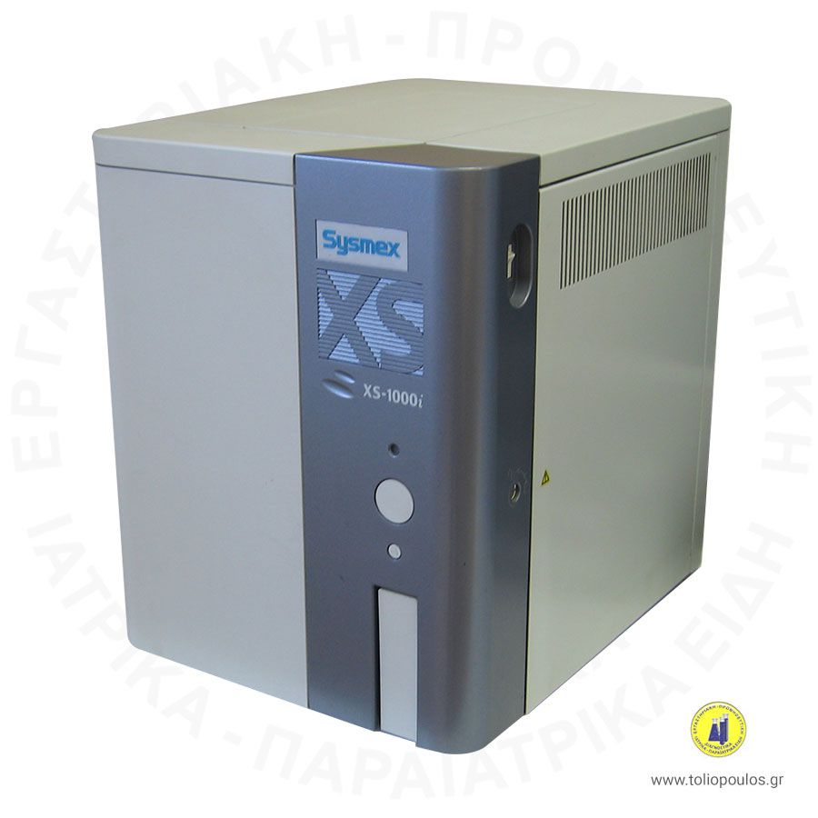 Contador Hematologia Humana xs 1000 SYSMEX usado