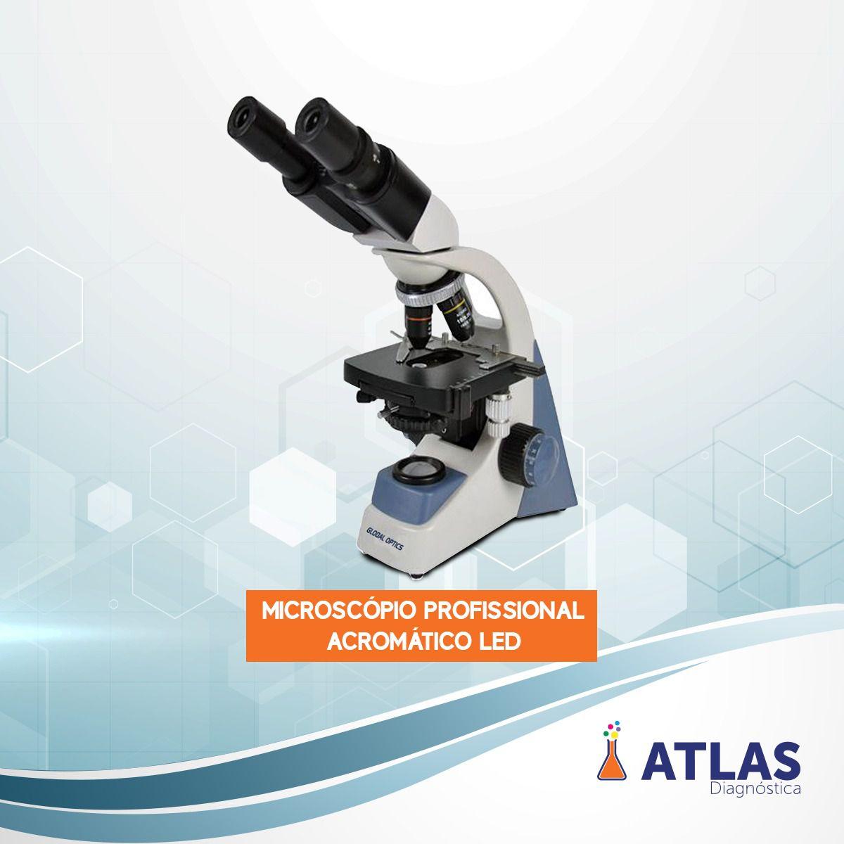 Microscopio Binocular com energia /bateria Vet GT VET