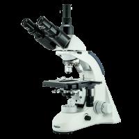 MICROSCÓPIO BIOLÓGICO TRINOCULAR COM ILUMINAÇÃO POR LED B20T