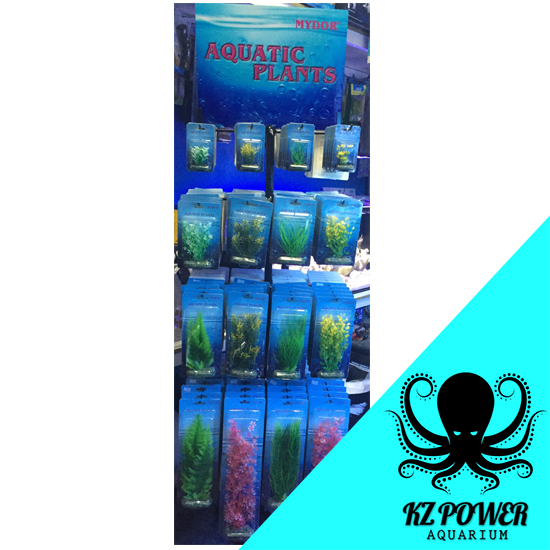 Planta Artificial P/ Aquarios 13cm Mydor 13029  - KZ Power