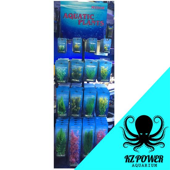 Planta Artificial P/ Aquarios 4cm Mydor 0416  - KZ Power