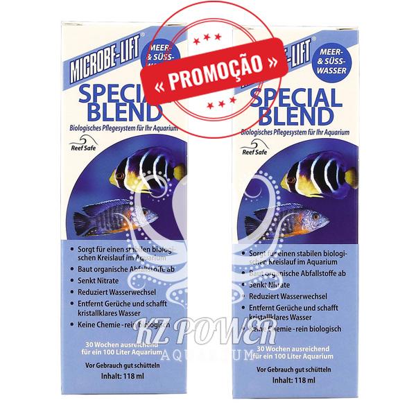 2 X Special Blend Microbe-lift 118 Ml Acelerador Biologico  - KZ Power