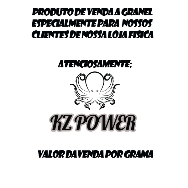 Granel Calanus 1MM  venda por grama  - KZ Power