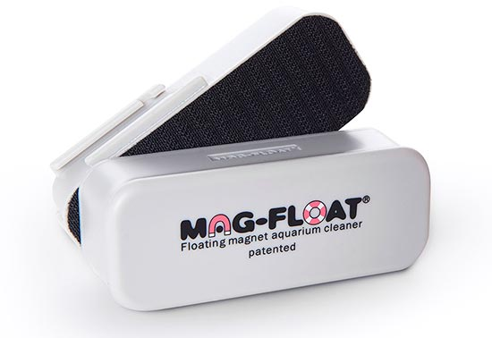 Mag Float KIt c/ 2 Laminas e Limpador Medium até 10mm  - KZ Power