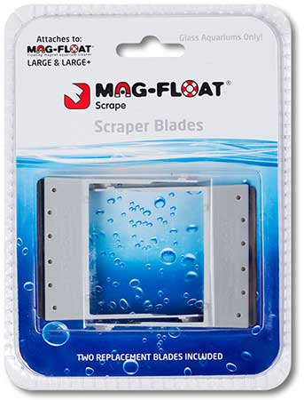 Lamina Raspador p/ Limpador Mag Float Large F0350   - KZ Power