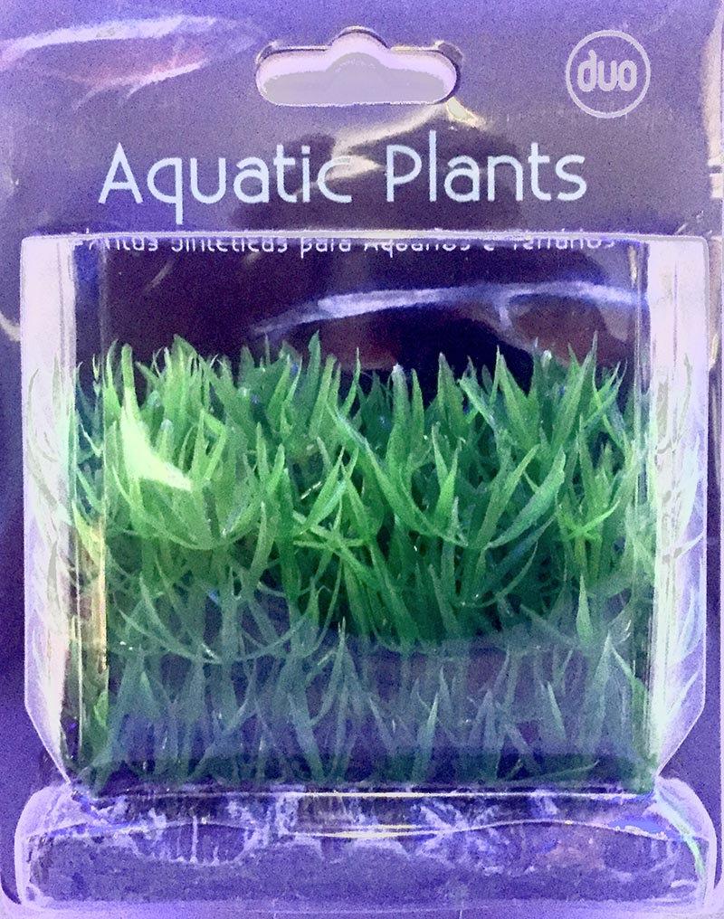 Planta Artificial P/ Aquarios Tapete Grama 6cm Soma 071725  - KZ Power