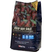 Sal Red Sea Salt 4Kg Saco Nova Fórmula Faz 120 litros