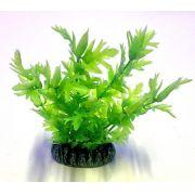 Planta Artificial P/ Aquarios Hygrophila 13cm Soma 040306