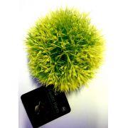 Planta Artificial P/ Aquarios Musgo Ball Amarelo 9cm Soma 050600