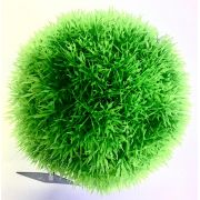 Planta Artificial P/ Aquarios Musgo Ball Verde 17cm Soma 071004