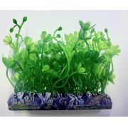 Planta Artificial P/ Aquarios Tapete Micranthemum 6cm Soma 071723