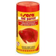 Ração Alimento Peixes Sera Red Parrot Peixes Papagaio 80gr