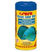Ração Alimento Peixes Aquario Sera Disco Color Blue 116gr