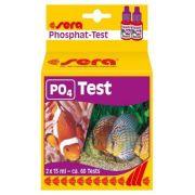 Sera Teste Fosfato  Po4 P/ Aquario Marinho Ou Doce.