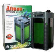 Filtro Canister Atman At-3338 1200l/h P/ Aquário 110v 127v..