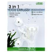 Difusor ista 3 em 1 difusor de CO2 Compact V S I-549