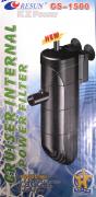 Filtro Bomba Interno P/ Aquários De 150l Resun Cs-1500 220v.