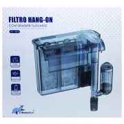 FILTRO EXTERNO HANG ON SLIM WB-350 350L/H P/ AQUARIOS ATÉ 90L 220v.