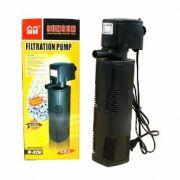 Filtro Interno C/ Bomba SunSun Jp-025f 1600 L/h 220v Aquario