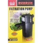 Filtro Interno Sunsun Com Flauta Jp-032f 350l/h Vazão 127v