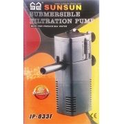 Filtro Interno Sunsun Com Flauta  Jp-033f 600l/h Vazão 127v