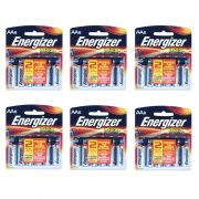 Pilha Alcalina AA Pequena Energizer Max - Leve 36 Pague 24